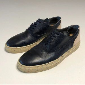 Filling Pieces Blue Low Top Sneakers Size 42